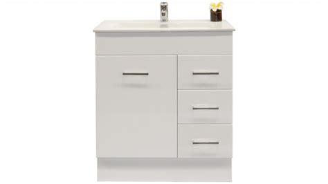 Harvey Norman Vanities by Ledin 750 Console Ensuite Vanity Bathroom Vanities