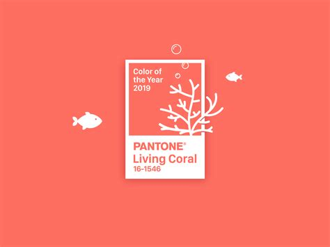 color of the pantone s color of the year is living coral exles of