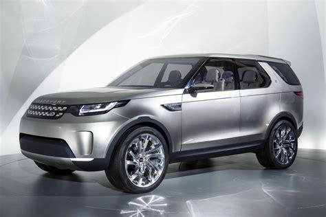 land rover sedan concept 2014 land rover discovery vision concept conceptcarz com