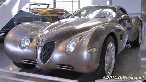 Atlantic Chrysler by Chrysler Atlantic Concept Car