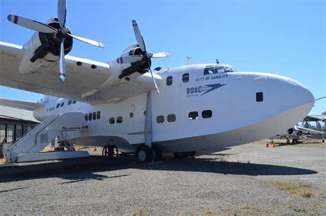 ark flying boat short solent mk iii aviationmuseum