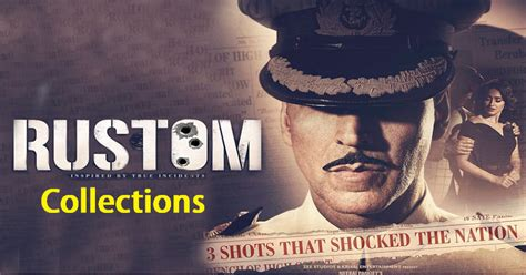 Biography Of Rustom Movie | rustom movie total box office collections day wise
