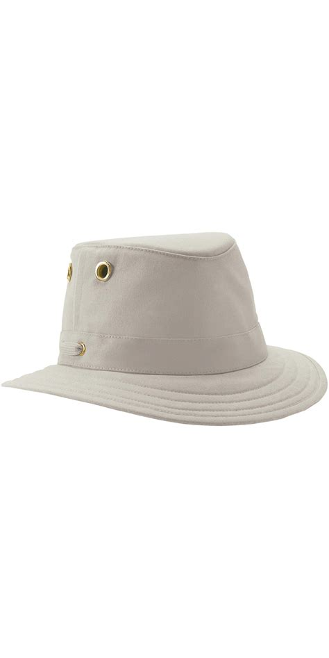 2018 tilley t5 cotton duck brimmed hat khaki olive t5