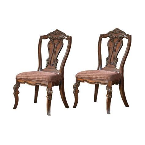 d705 03 ashley furniture ledelle dining uph side chair 2cn ledelle dining upholstered side chair quantity set of 2