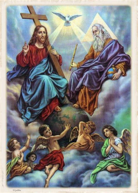 imagenes religiosas santisima trinidad im 225 genes religiosas de galilea santisima trinidad