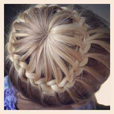 scottish plaited que hair 1000 images about las trenzas la nueva tendecia de moda