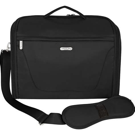 Toiletry Bag Travelon Travelon Independence Bag Toiletry Kit Black