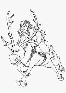 frozen coloring pages olaf and sven september 2014 instant knowledge