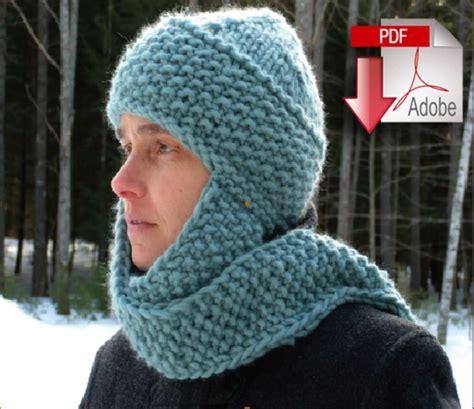 knitting pattern hat bulky yarn the cuddler super bulky weight pattern download