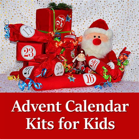 advent calendar kits to make advent calendar kits for to make or decorate