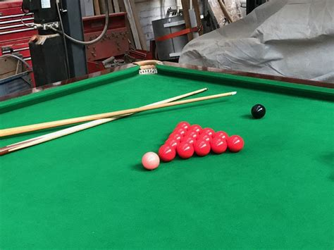 snooker table for sale secondhand pub equipment pool and snooker tables