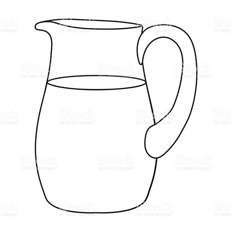 Outline Clipart by Jug Black And White Clipart Www Pixshark Images Galleries With A Bite
