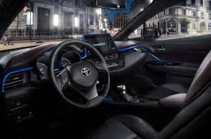 Home Interior Redesign toyota c hr interior revealed autocar