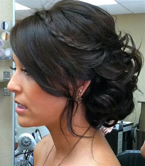 hairstyles buns messy for black black updos for short hair women