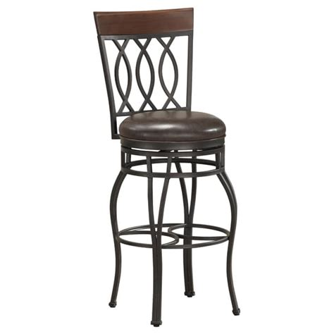 34 Inch Bar Stool Derby 34 Inch Swivel Bar Stool 12985983 Overstock Shopping Great Deals On Bar Stools