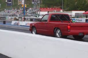 1991 chevrolet s10 1 4 mile drag racing timeslip
