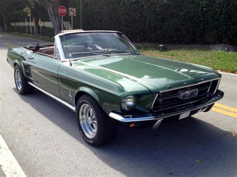 1967 mustang for sale 1967 mustang convertible completely restored for sale