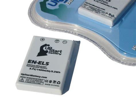 Battery Nikon En El5 By Invicom battery charger for nikon en el5 mh 61 p90 p5000 p6000 ebay