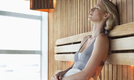 Sauna Detox For Smokers by Fahrenheit Spas Up To 61 Basalt Co Groupon