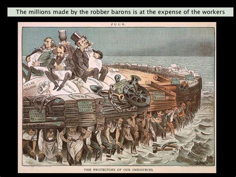 jp captain of industry or robber baron robber baronsor captainsofindustryppt