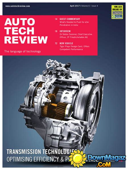 Auto Tech Review   04.2017 » Download PDF magazines