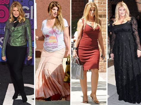 kirstie alley weight loss actress sued for reportedly image gallery kirstie alley weight gain