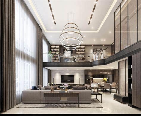 2 نمونه طراحی داخلی خانه های لاکچری و مدرن به سبک آسیایی آرل