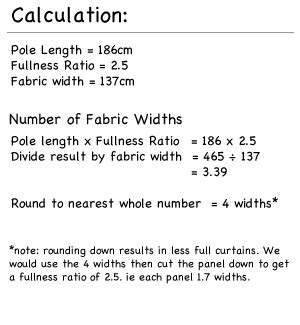 how to calculate fabric needed for curtains fabric calculator for pinch pleat curtains curtain