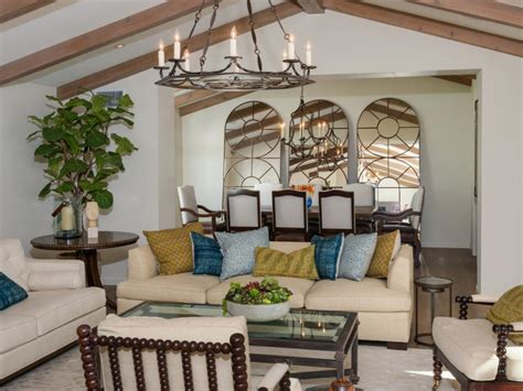 mediterranean living room photos hgtv sonoma style family home patty malone hgtv
