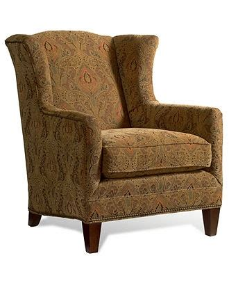 Wing Chairs For Living Room Living Room Chair Wing Chair