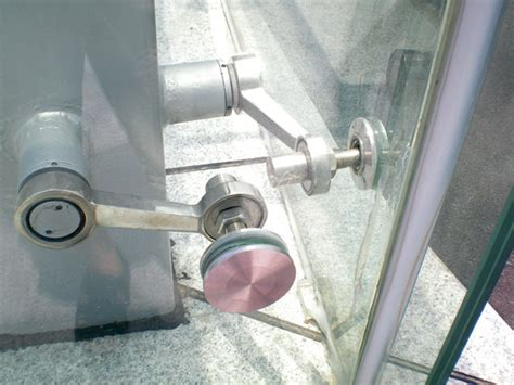 Handrail Wall Bracket Spider Fitting Glass Canopy Project