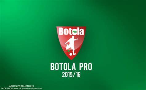 Calendrier 2 Division Maroc Botola Du Maroc