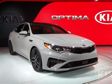 Kia K5 2019 by Kia Optima 2019