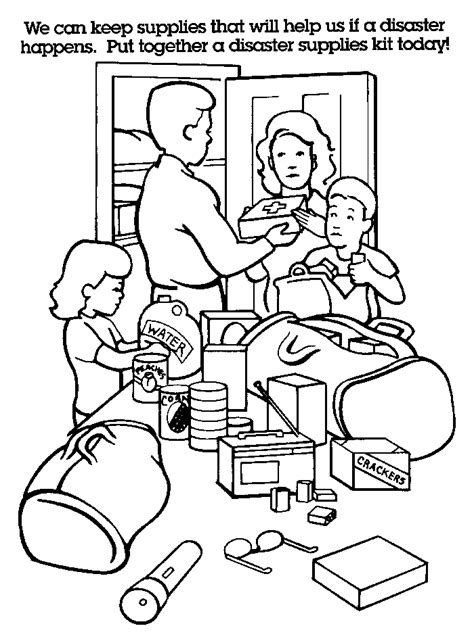 coloring pages for food safety fire safety coloring page az coloring pages