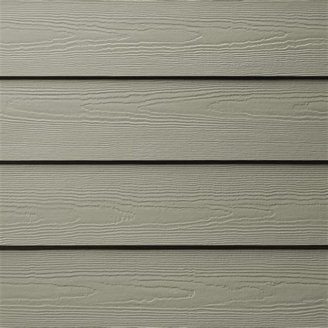 hardie hardieplank primed monterey taupe cedarmill fiber cement siding panel actual