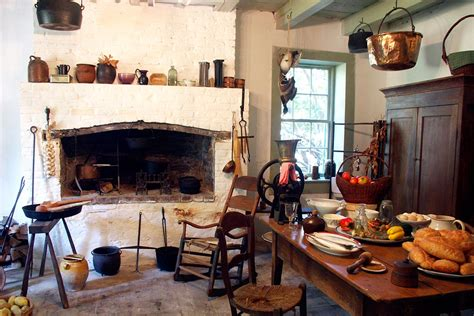 The Daily Kitchen by What Quot Colonial Kitchens Quot Say About America Jstor Daily