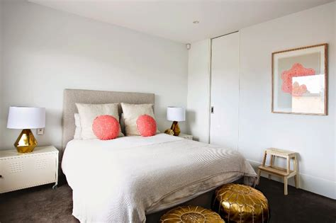 peach and white bedroom white bedroom design with peach and gold accents for girls