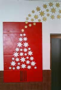 ideas para hacer arboles de navidad 193 rbol de navidad para decorar la pared manualidades para