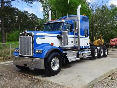 kenworth heavy haul for sale 2014 kenworth w900l ebay