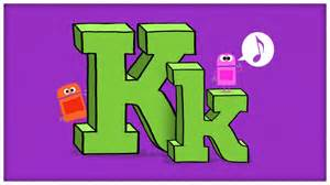 abc song the letter k quot k is okay with me quot by storybots