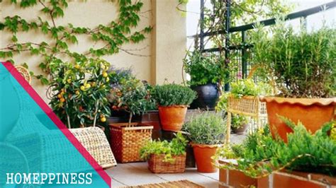 MUST WATCH !!! 30 Cheap Small Balcony Garden Ideas With