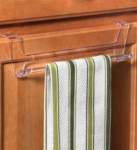 kitchen towel bar clear free shipping