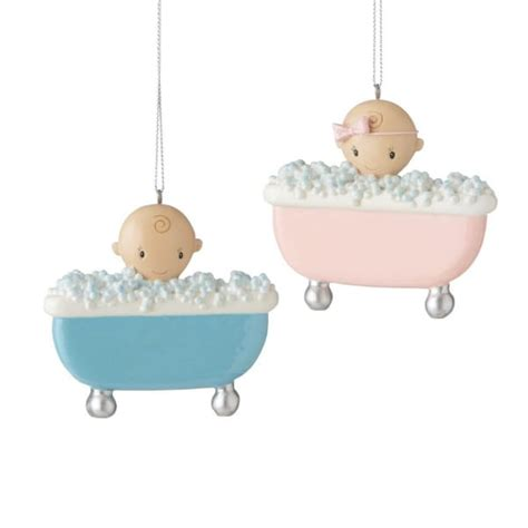 bathtub christmas ornament midwest cbk christmas ornaments