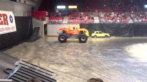 show me monster trucks monster trucks at the show me center youtube