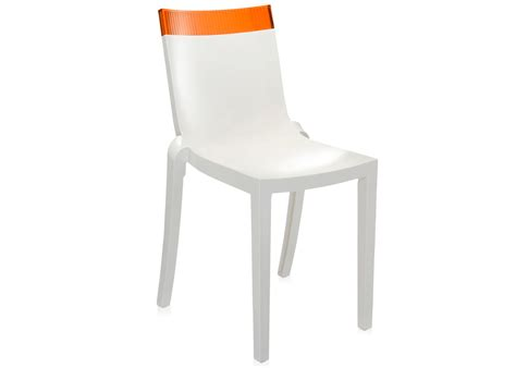 kartell chair kartell hi cut chair midfurn furniture superstore