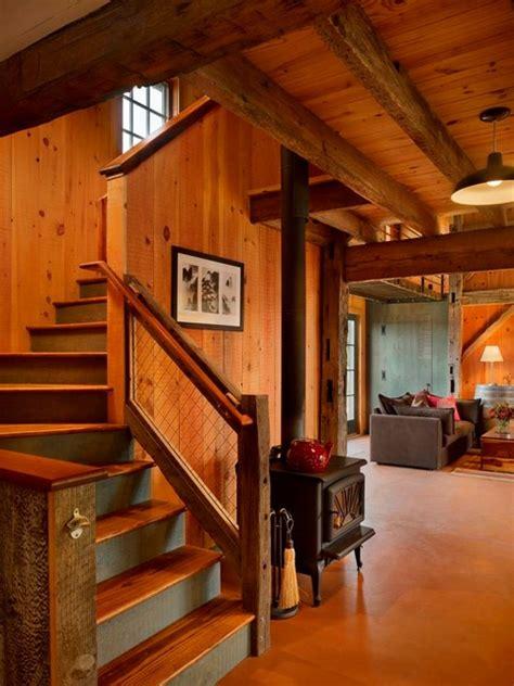 uplifting rustic staircase designs    dislike