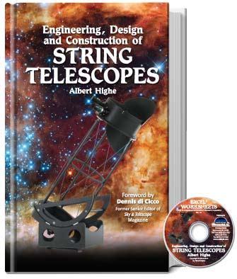 engineering design  construction  string telescopes