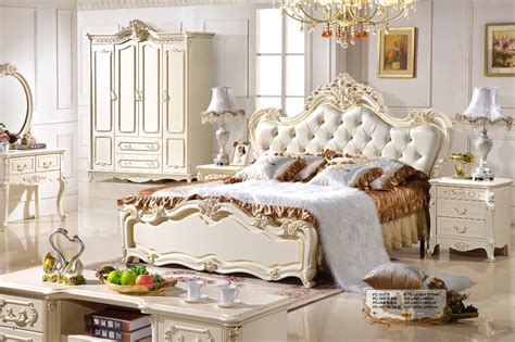 elegant bedroom furniture sets antique style french furniture elegant bedroom sets pc 011