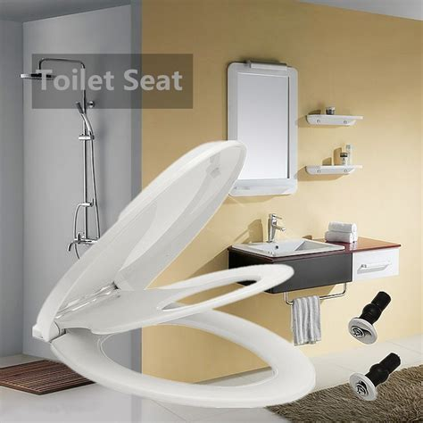toilet seat with built in potty seat v shaped soft closing thicker toilet seat cover with