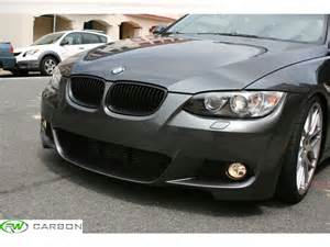 bmw e92 e93 3 series m tech front bumper for 328i and 335i
